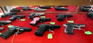 Gun purchases on the ride in Florida